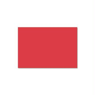 Papier Pollen carte 110 x 155 Rouge groseille x 25