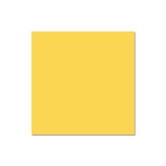 Papier Pollen carte 135 x 135 Jaune soleil x 25