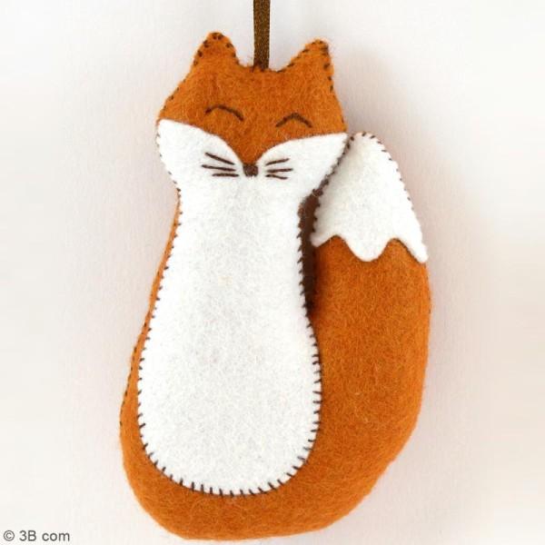 Mini Kit feutrine - Le renard - Photo n°2