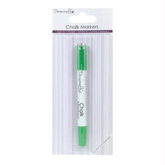 Marqueur Feutre Craie Chalk Markers Vert Sechage Rapide Effaçable Multi Surfaces