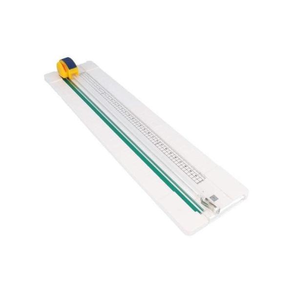 Massicot Plier Couper Papier Plastique Fin Photo Format A4 - Photo n°2