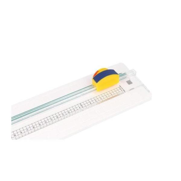 Massicot Plier Couper Papier Plastique Fin Photo Format A4 - Photo n°1