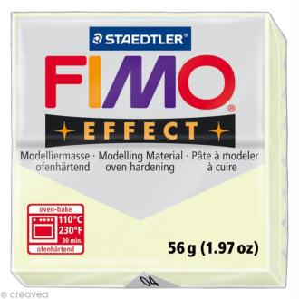 Pâte Fimo Effect Phosphorescent 04 - 56 gr