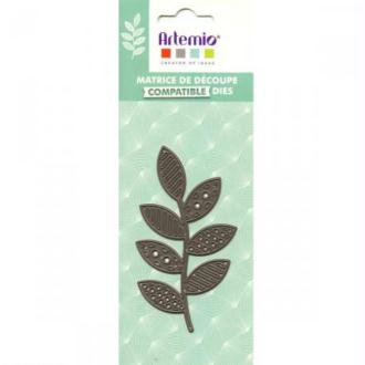 Dies/ Matrices De Decoupe 'Artemio - Branche Sizzix Big Shot