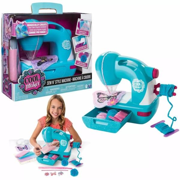 Cool Maker Ensemble De Machine à Coudre Sew Cool Sewn Style 6037849