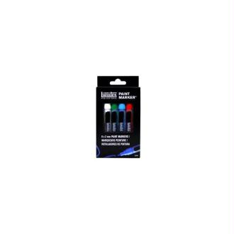 Pack 6 x 2 mm Paint Markers
