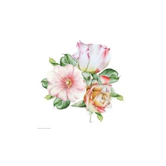 Image 3d - gk3030081 - 30x30 - trio de fleurs