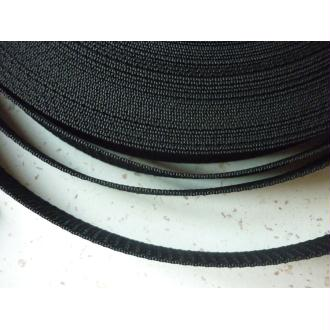 Sangle Noire 25 mm Polypropylène - Au Mètre - Résistante Et  Imputrescible