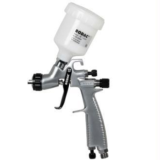 RODAC Pistolet à peinture pneumatique 1 mm RC1220H