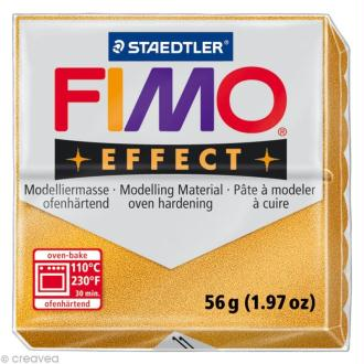 Pâte Fimo Effect Or 11 - 56 gr