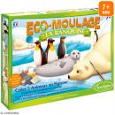 Coffret Eco-moulage Popsine - La banquise - Photo n°1