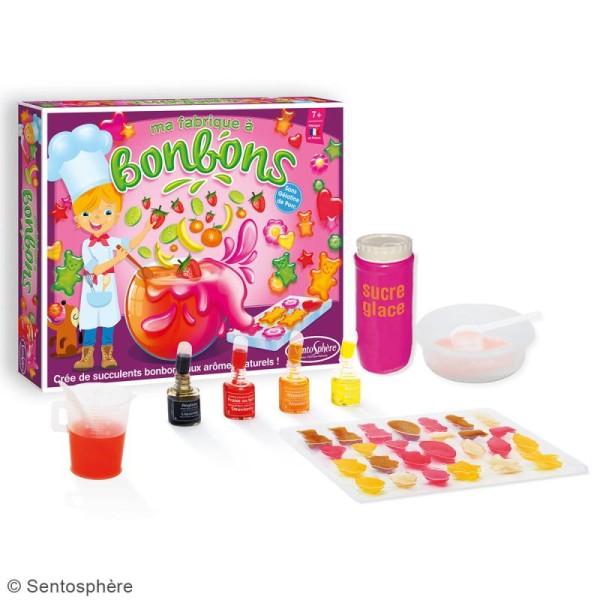 Kit créatif La fabrique à bonbons - Photo n°2