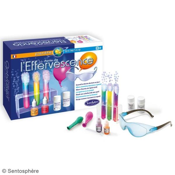 Kit la chimie de l'effervescence - Photo n°2