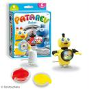 Coffret Pâte à modeler Patarev - Robots - Photo n°2