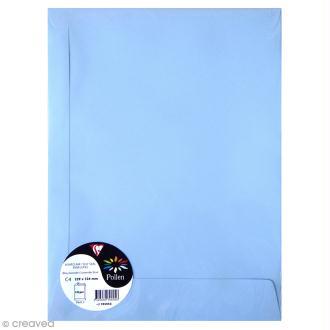 Enveloppe Pollen 229 x 324 - 120 g - Bleu lavande - 5 pcs