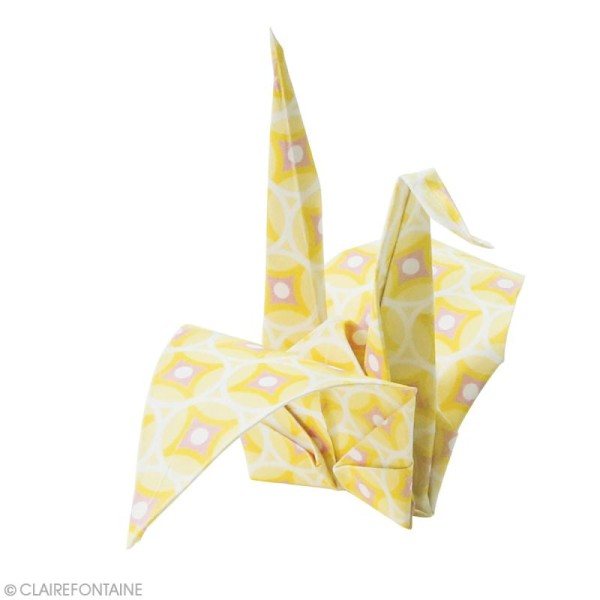 Papier origami Paper Touch - 15 x 15 cm - Printemps - 60 feuilles - Photo n°2