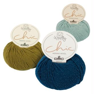 Laine DMC - Woolly Chic - 50 g