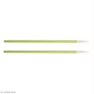 Aiguilles circulaires interchangeables Knit Pro - Vert - 3,5 mm