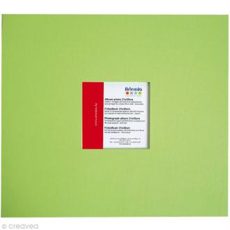 Album pour scrapbooking Vert pomme 31 x 35 cm