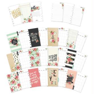 Lot d'intercalaires Bloom pour planner personal Simple stories Carpe Diem