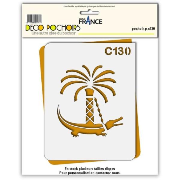 Pochoir Nimes Provence - 4 tailles au choix - Photo n°1