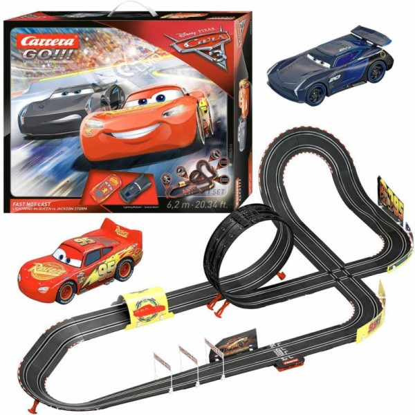 De Voiture Cars Jeu Et Carrera Piste 20062422 Go Not Fast 3 QdBthrxCs