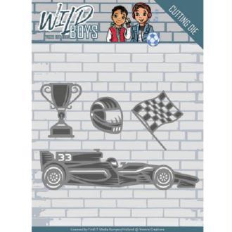 Die Yvonne Creations - Formule 1 - 4 pcs