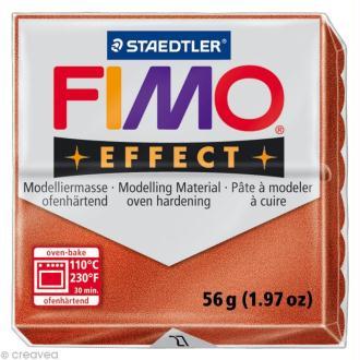 Pâte Fimo Effect Cuivre 27 - 56 gr
