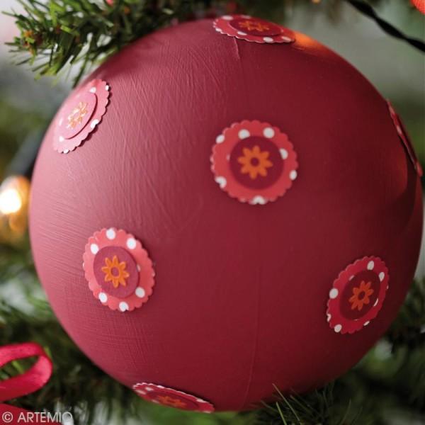 Boule de Noël à décorer x 39 - Photo n°2
