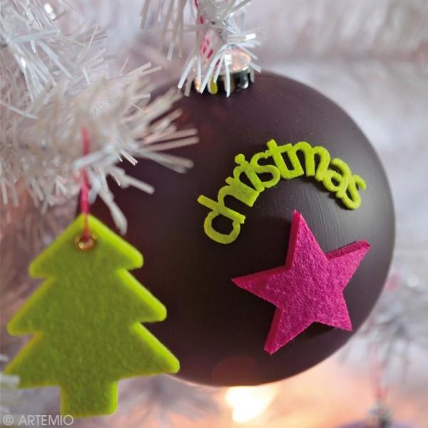 Boule de Noël à décorer x 39 - Photo n°3