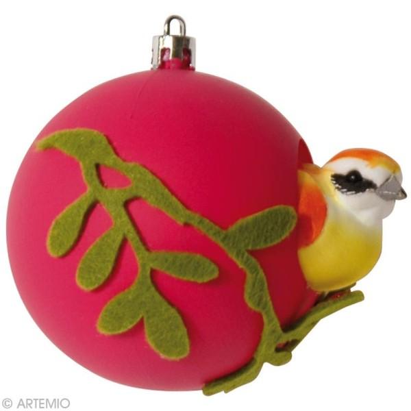 Boule de Noël à décorer x 39 - Photo n°4