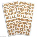 Alphabet en liège x 130 - Photo n°1
