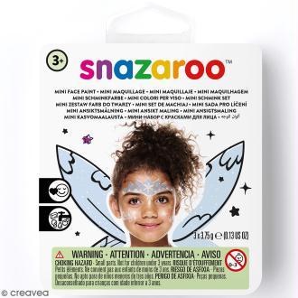 Mini Kit modèle maquillage enfant - Fée des glaces