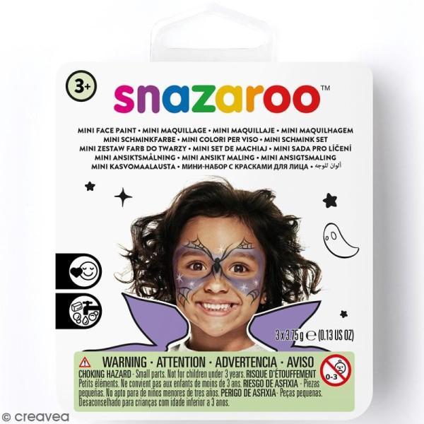 Mini Kit modèle maquillage enfant - Sorcière - Photo n°1