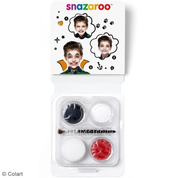 Mini Kit modèle maquillage enfant - Vampire - Photo n°2