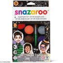 Palette maquillage Halloween Snazaroo - 11 pcs