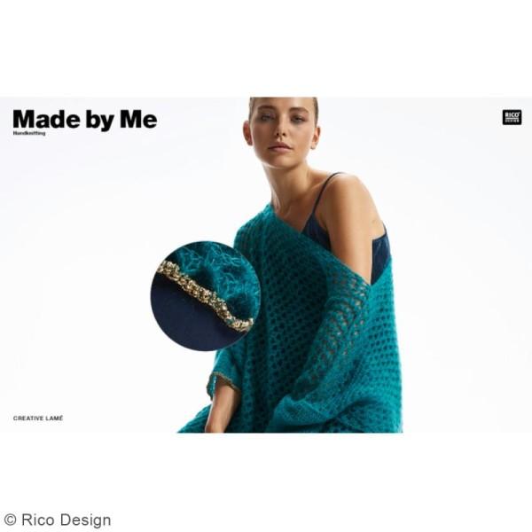 Laine Rico Design - Creative lamé - 25 gr - 62% polyester 38% polyamide - Photo n°3