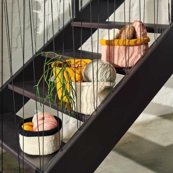 Laine Rico Design - Creative Natur 50 gr - 100% chanvre - Photo n°3