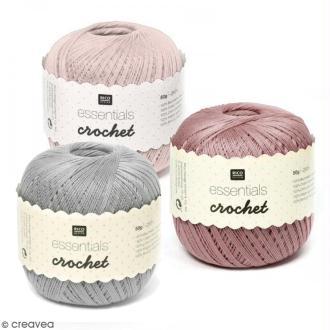 Fil Rico Design - Essentials crochet - 50 gr - 100% coton