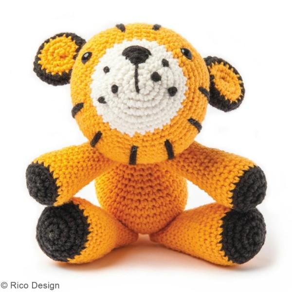 Livre crochet Ricorumi - Amigurumi Puppies - 9 modèles - Photo n°3