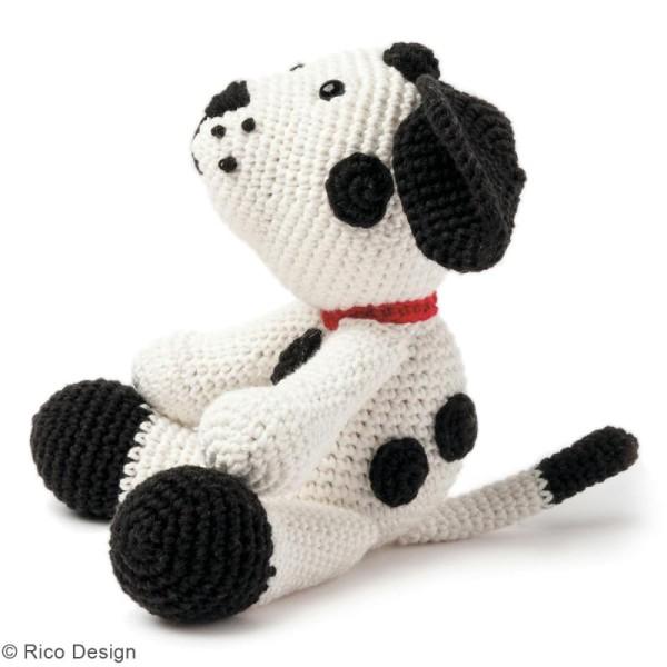 Livre crochet Ricorumi - Amigurumi Puppies - 9 modèles - Photo n°4