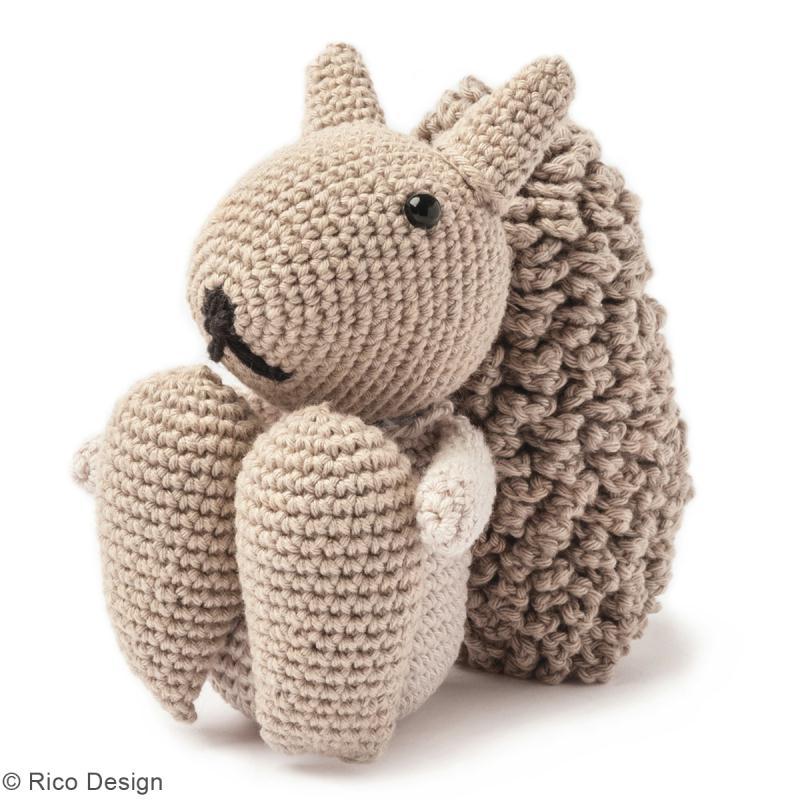Livre crochet Ricorumi - Amigurumi Friends - 6 modèles - Photo n°3