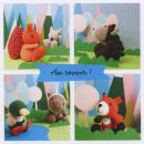 Livre crochet Ricorumi - Amigurumi Friends - 6 modèles - Photo n°2