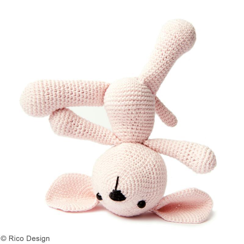 Livre crochet Ricorumi - Amigurumi Magic - 10 modèles - Photo n°4