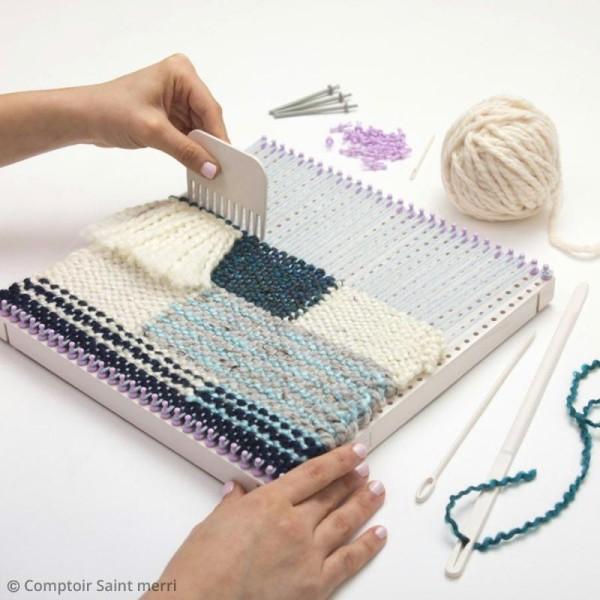 Métier à tisser modulable Martha Stewart - 141 pcs - Photo n°2