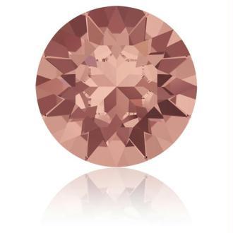Perle strass ronde Swarovski SS39 1088 blush rose