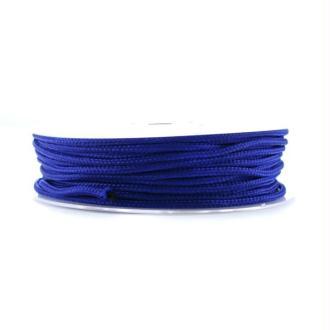 Corde Escalade 2.5mm bleu électrique x1 m