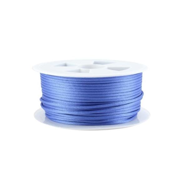 Queue de rat bleu cobalt 1,5 mm x1 m - Photo n°1