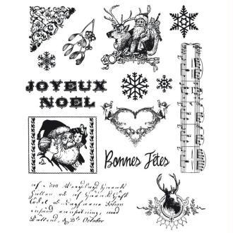 Tampon crystal Toga Noël Il était une fois Noël x14