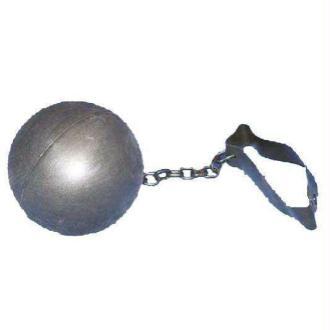 Boulet de bagnard pour prisonnier bagnard